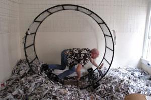 """Le salarié prisonnier de sa condition : la """"rat race"""""""