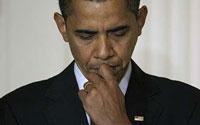 Obama en pleine reflexion