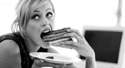 coupable de manger